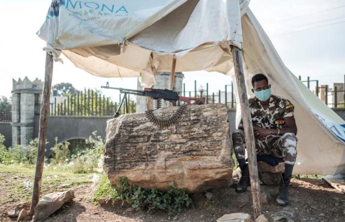 Fighting Intensifies in Tigray