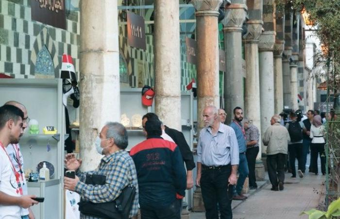 Damascus fair to revive Syrian craft