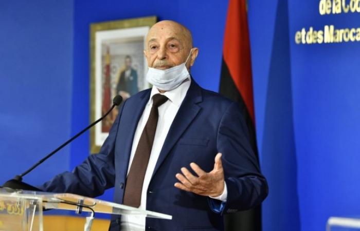 Libyan parliamentarians hold consultative meetings