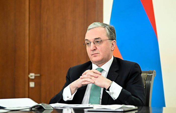 Armenian Foreign Minister resigns