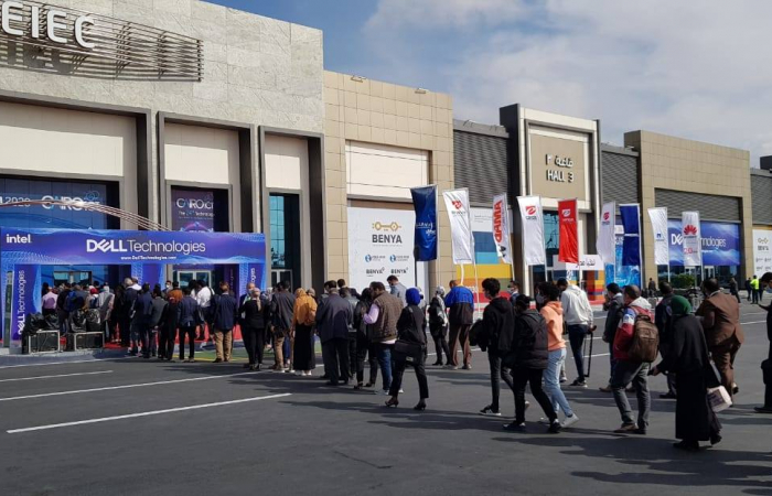 Egyptian ICT expo provides buisness opportunities
