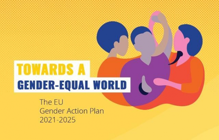 EU plans to promote gender equality through all external action