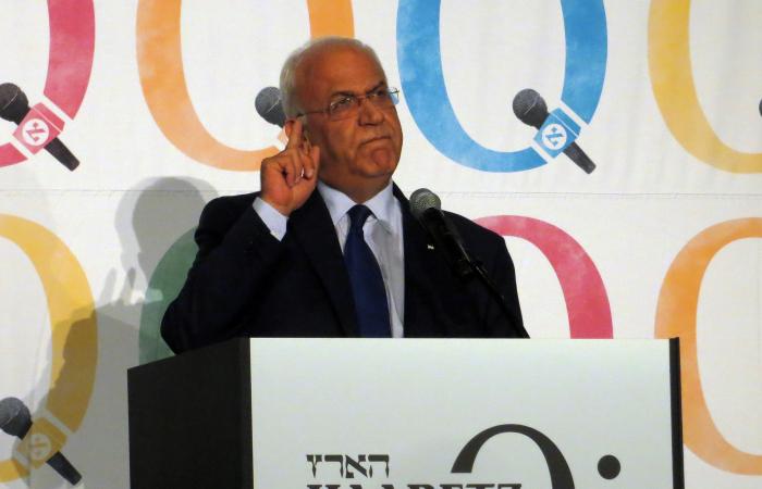 Palestinian diplomat Saeb Erekat passes away