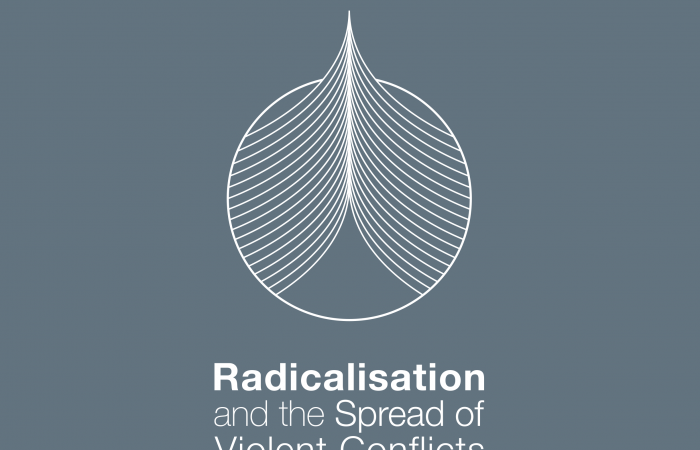 Radicalisation and the spread of violent conflicts