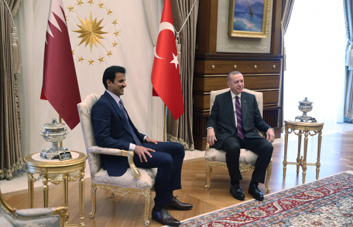 Sheikh Tamim goes on a shopping spree in Turkey, acquiring 10% of the Turkish Stock Exchange, and other assets
