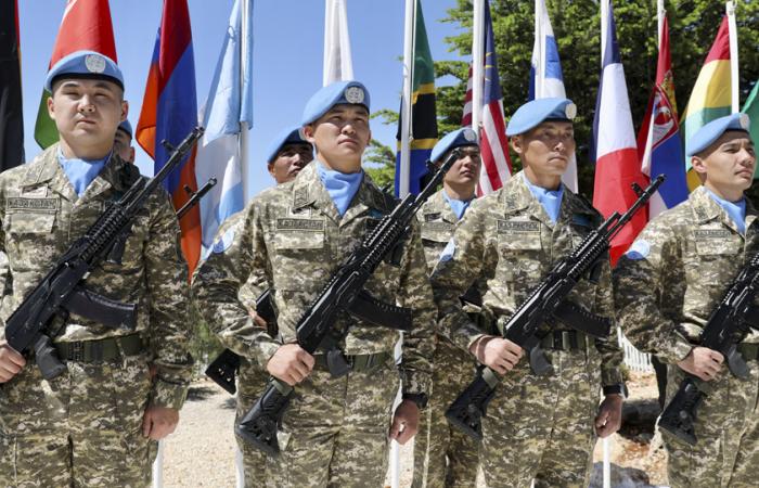 Kazakhstan plans to deploy 120 peacekeepers in Lebanon