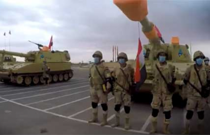 Egypt hosts military exercises with five Arab neighbours