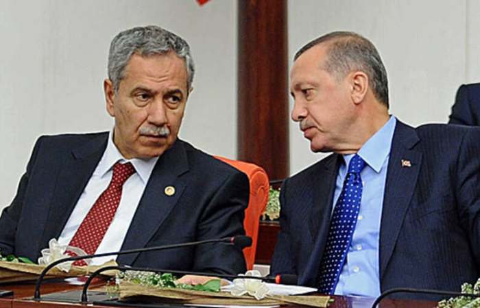 Erdogan loses another of the AK party grandees