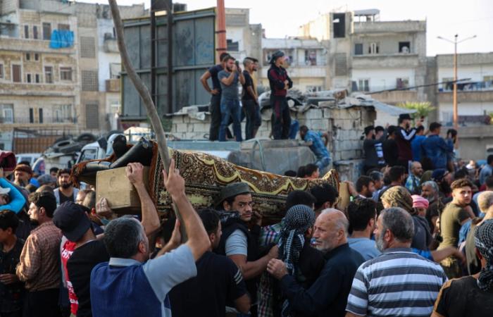 Is the Idlib airstrike a response to Nagorno Karabakh Crisis?