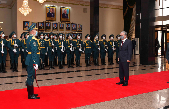 Tokayev calls for an increased state of readiness in Kazakhstan armed forces