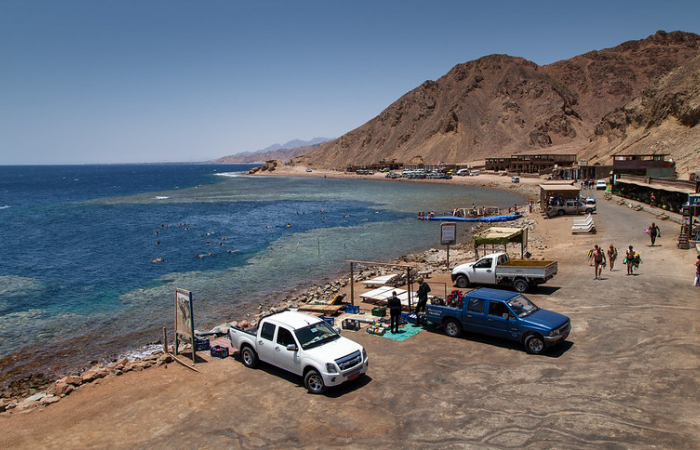 Diving site to partially reopen in South Sinai