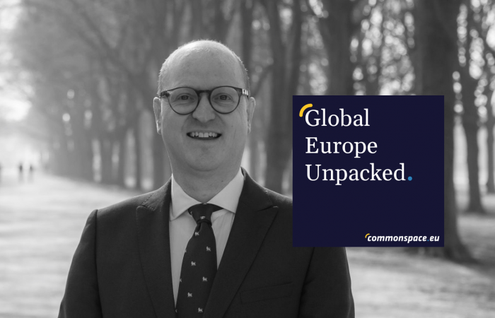 GEU Podcast: How can Europe tackle disinformation? – with Bart Groothuis MEP