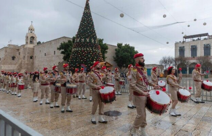 From Bethlehem to Rome, subdued Christmas celebrations amidst pandemic lockdown