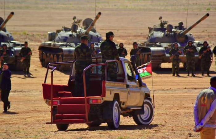 Polisario Front rejects Trump's declaration