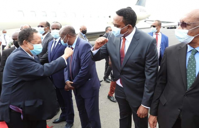 IGAD summit commences in Djibouti