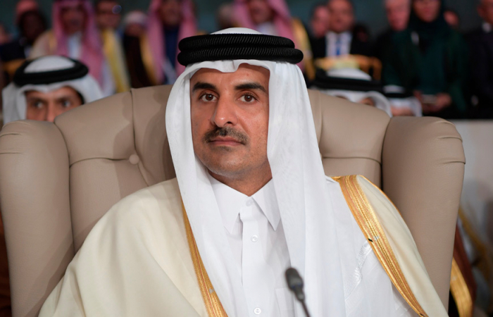Qatari Emir invited to GCC summit next week