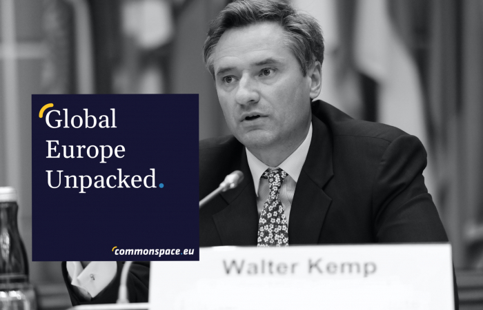 GEU Podcast: What's going on with the OSCE? – with Dr Walter Kemp