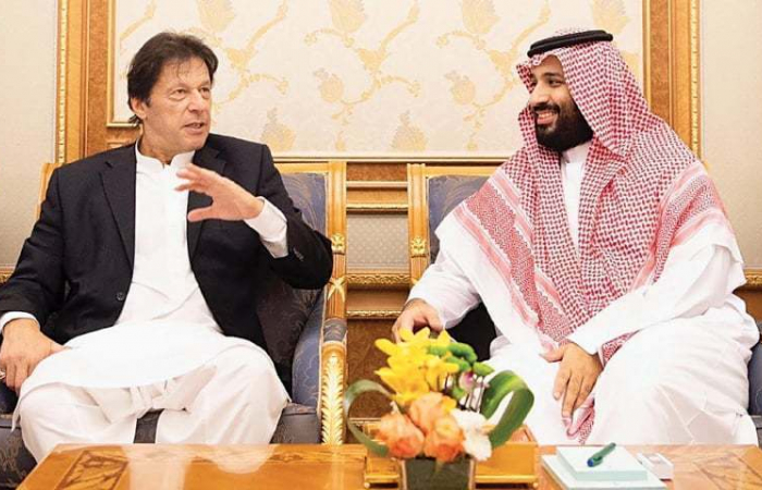 Pakistan seeks Chinese bailout as Saudi Arabia calls in loans