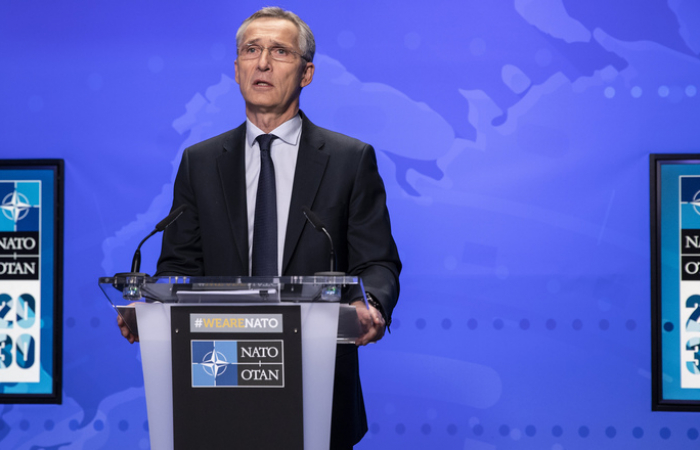 NATO concerned with Russian actions, but will pursue both deterrence and dialogue