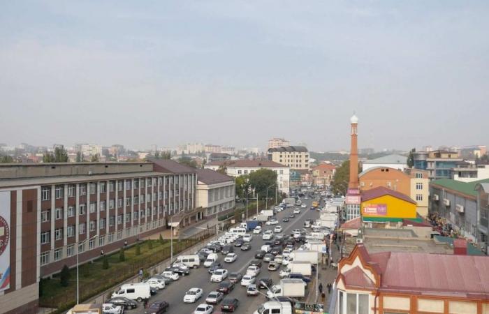 Russian FSB thwarts terrorist attack in Makhachkala