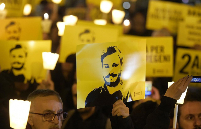 Egypt reacts as Italy prepares to prosecute five over Cambridge student killing