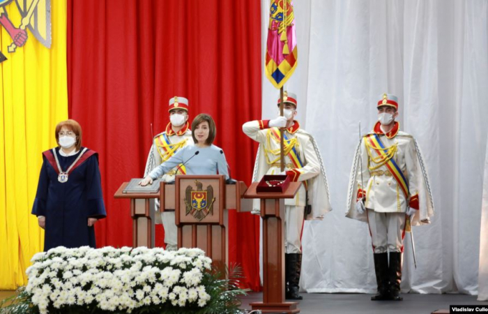 Russian newspaper says that meeting between Putin and Sandu will seal the fate of Transnistria