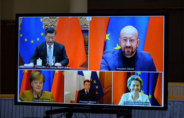 EU and China sign new Comprehensive Agreement on Investment