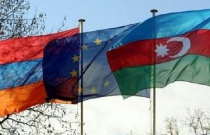 EU says it was not possible to hold a trilateral meeting with Armenia and Azerbaijan but stands ready to  support a durable settlement of the Karabakh conflict