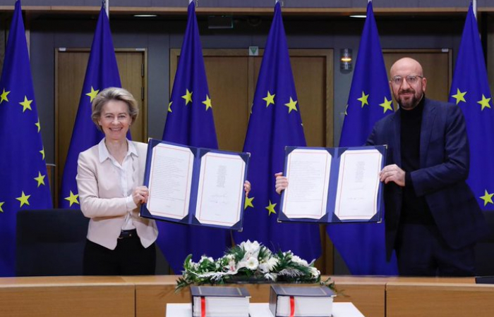 New chapter in EU-UK relations
