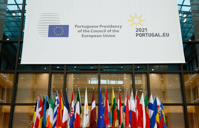 New Portuguese Presidency pledges global Europe and focus on fair, green and digital recovery