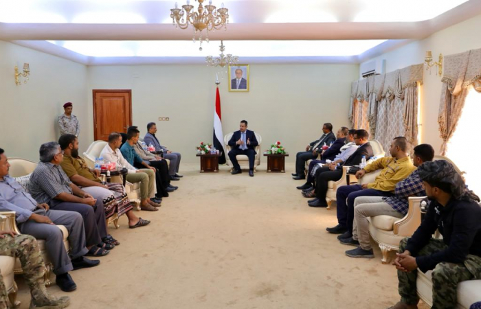 New Yemeni government holds discussions with EU Ambassador