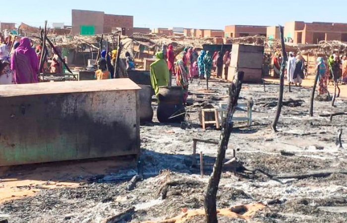 Clashes in Darfur lead to dozens of casualties