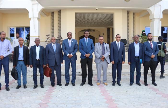 IGAD team held talks with Somalia
