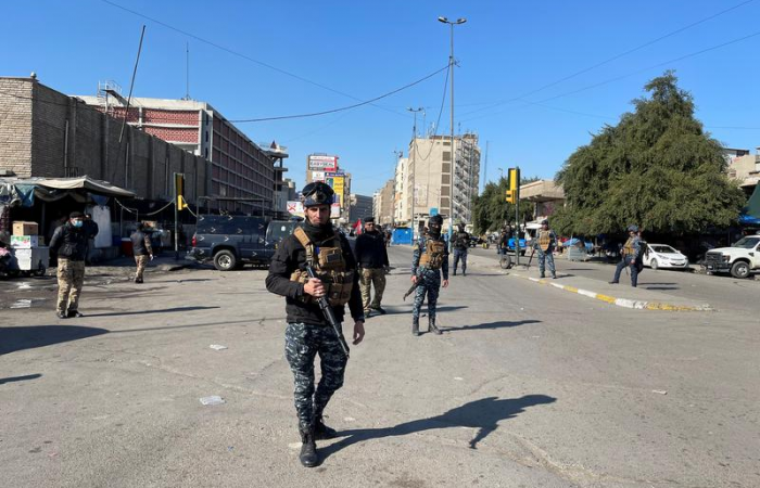 Multiple attacks on Iraq's capital