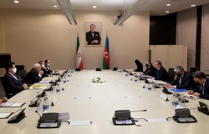 Iran says it is ready for full cooperation with Azerbaijan on regional projects