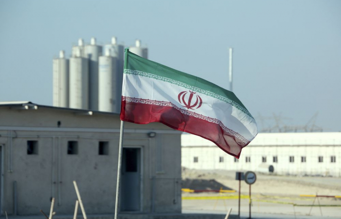E3 countries issue statement on Iran's nuclear enrichment