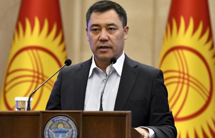 Japarov wins presidential vote in Kyrgyzstan