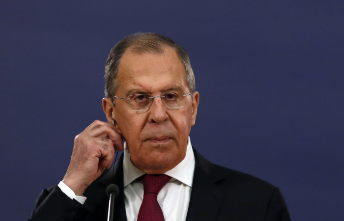 Lavrov explains Russia's role in Karabakh