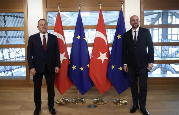 Intensive diplomatic activity as Turkey and EU seek ways to restart relationship