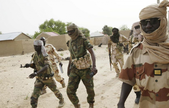 More than a hundred people killed in Islamist violence in Niger