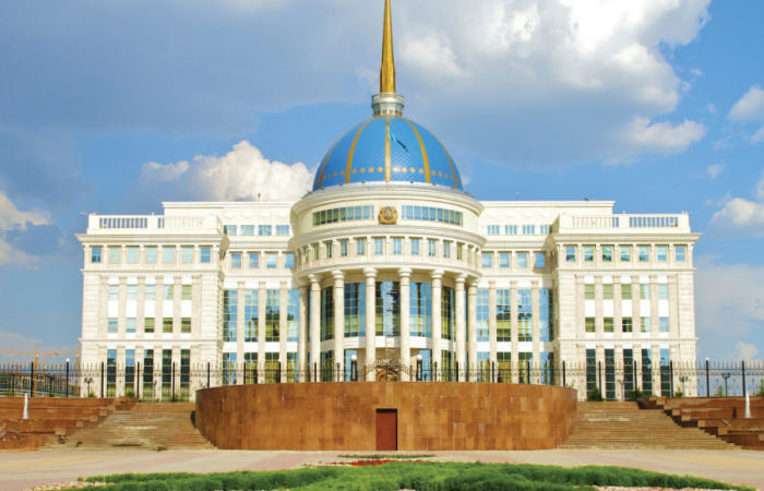 Kazakhstan formally abolishes the death penalty