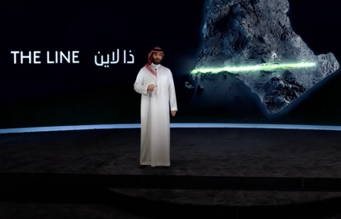 Saudi Arabia to build a zero emissions city