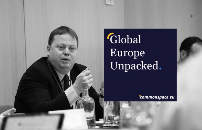 GEU Podcast: How does Brexit affect Europe's global ambitions? – with Dr Fabian Zuleeg