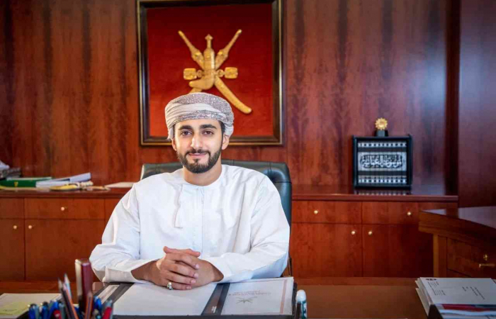 Oman names its first Crown Prince