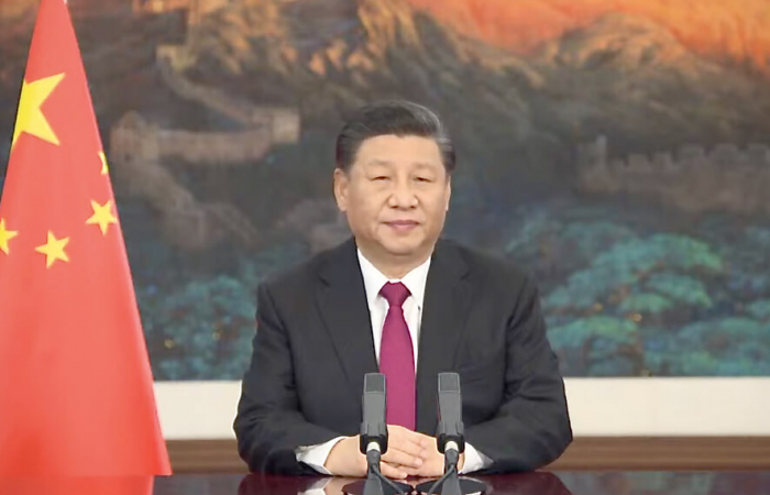 President Xi warns against 'new Cold War' amid China's fears world democracies are ganging up against it