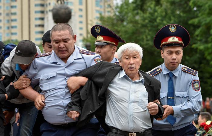 EU condemns increasing pressure on human rights NGOs in Kazakhstan
