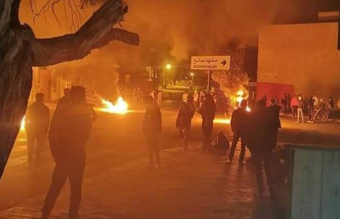 Tunisia's unrest continues amid political uncertainty