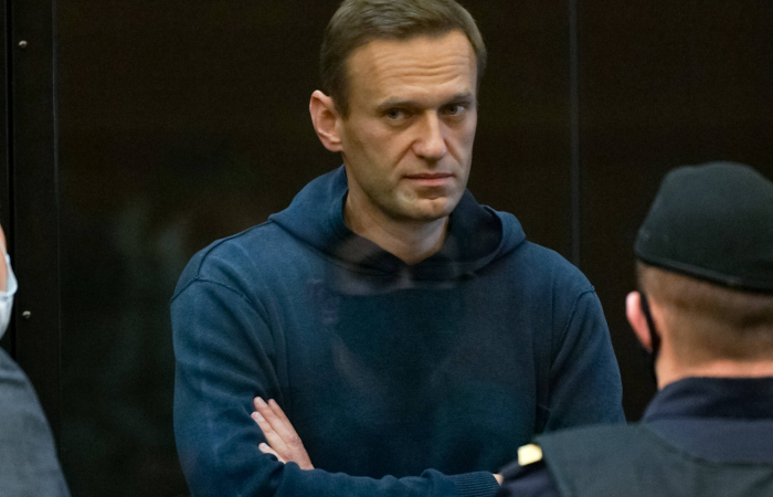 Navalny sentenced to 3.5 years in prison