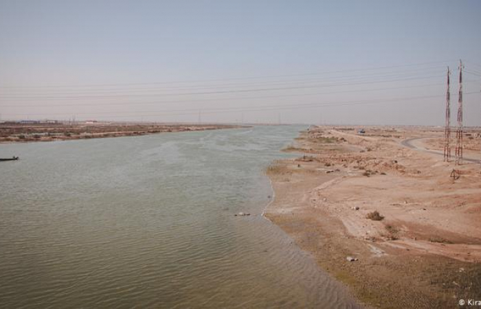 Water scarcity is one of the main environmental issues in the Middle East