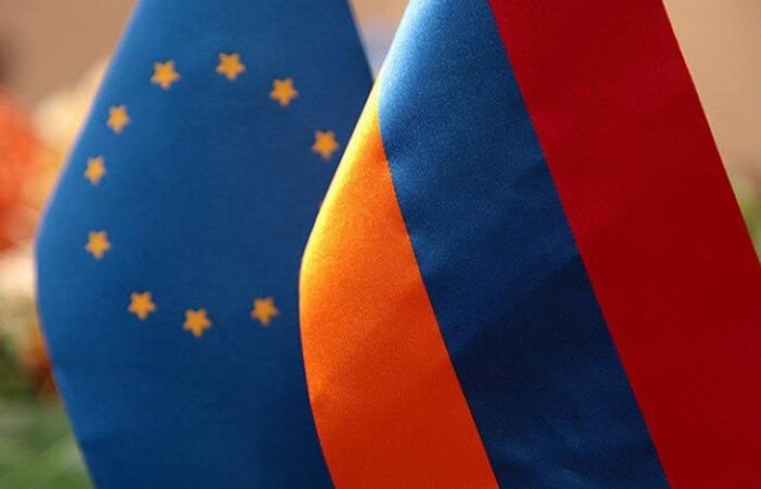 EU-Armenia agreement will enter into force on 1 March after a four year ratification process